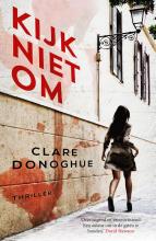Clare Donoghue , Kijk niet om