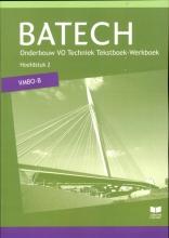 A.J.  Boer Batech deel 1 vmbo-b Tekstboek/Werkboek 2