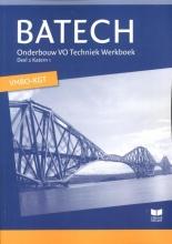 A.J.  Boer Batech deel 2 vmbo-kgt Werkboek katern 1