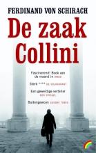 Ferdinand von Schirach De zaak-Collini