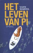 Yann  Martel Leven van Pi