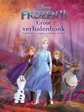 , Disney Frozen 2 groot verhalenboek