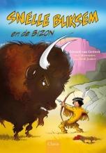 Gerard van Gemert , Snelle Bliksem en de bizon