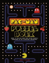 James A.  Galland Pac-Man puzzelboek