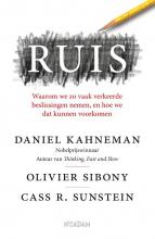 Cass R. Sunstein Daniel Kahneman  Olivier Sibony, Ruis
