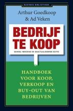 Arthur Goedkoop, Ad Veken Bedrijf te koop