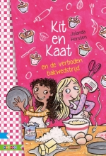 Jolanda Horsten , Kit en Kaat en de verboden bakwedstrijd