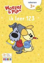 , Woezel & Pip ik leer 123 rekenen 3+