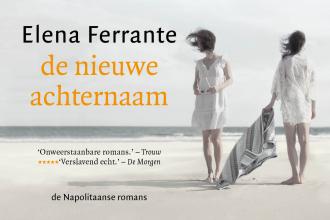 Elena Ferrante , De nieuwe achternaam