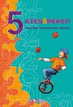 Hariette Burgmans Mariette Denissen, Kies & reken 5 Werkblok