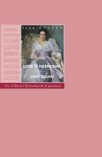Jane  Austen Love & Friendship de story van Lady Susan