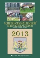 , Achterhoekse & liemerse spreukenkalender 2013