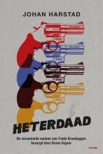 Johan  Harstad Heterdaad