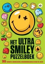 Smiley Het ultra smiley puzzelboek