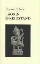 Etienne  Colman Laos in spreidstand