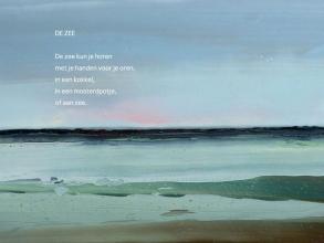 Judith Herzberg , De zee poeziekaarten