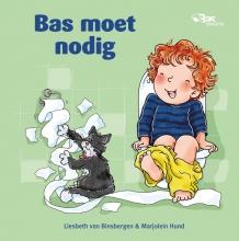 Liesbeth van Binsbergen Bas Bas moet nodig