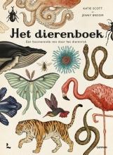 Jenny  Broom Het dierenboek