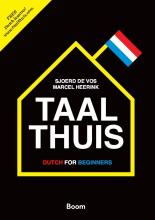 Sjoerd de Vos, Marcel Heerink Taalthuis