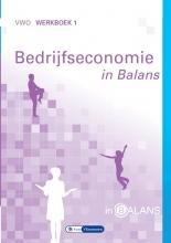 Tom van Vlimmeren Sarina van Vlimmeren, Bedrijfseconomie in Balans VWO Werkboek 1