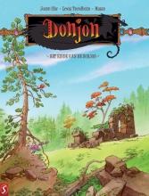 Mazan Lewis Trondheim  Joann Sfar, Donjon Avondschemer 111 - Het einde van de Donjon