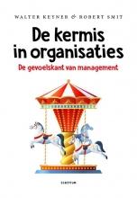 Walter Keyner Robert Smit, De kermis in organisaties
