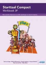 Lieke van Pagée , Starttaal Compact 3F Werkboek