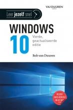 Bob van Duuren , Leer jezelf SNEL... Windows 10
