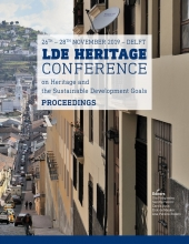 , LDE Heritage Conference on Heritage and the Sustainable Development Goals