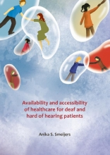 A.S. Smeijers , Availability and accessibility of healthcare for deaf and hard of hearing patients
