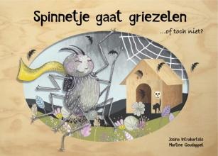 Josina Intrabartolo , Spinnetje gaat griezelen... of toch niet?