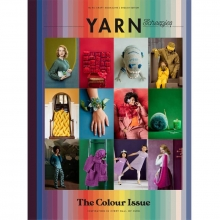 , Scheepjes YARN Bookazine 10 The Colour Issue UK