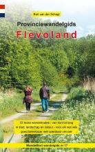 Bart van der Schagt Provinciewandelgids Flevoland