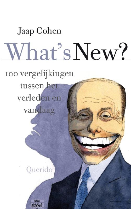 Jaap Cohen,What`s new?