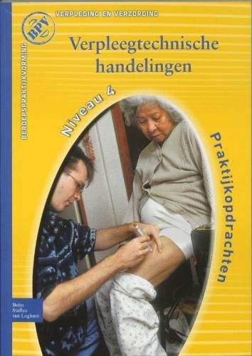 N. van Halem,Verpleegtechnische handelingen MBO-verpleegkundige