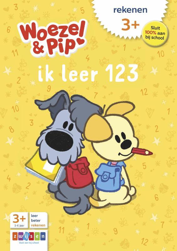 ,Woezel & Pip ik leer 123