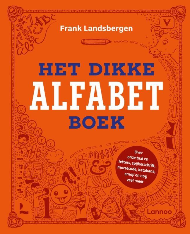 Frank Landsbergen,Het dikke alfabetboek