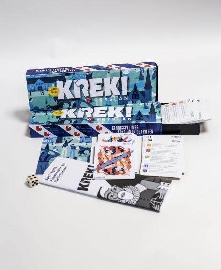 Kees Frenay,Krek! Friesland