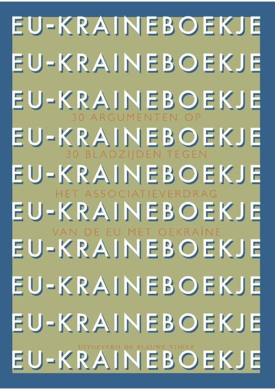 ,20 stuks EU-kraineboekje (978-94-92161-12-3) in 1 pakket