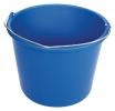 ,Emmer kunststof 12l blauw