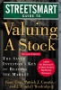Gray, Gary,   Cusatis, Patrick,   Woolridge, J. Randall,Streetsmart Guide to Valuing a Stock