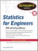 Stephens, Larry,Schaum`s Outline of Statistics for Engineers