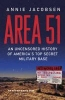 <b>Jacobsen, Annie</b>,Area 51