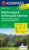 ,<b>Nationalpark Kellerwald - Edersee - Naturpark Habichtswald - Wanderregion Medebach 1 : 50 000</b>