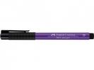Fc-167436 ,Faber Castell Tekenstift Pitt Artist Pen Brush Purple Violet 136