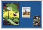 ,Textielbord Legamaster Universal 90x120cm blauw