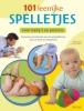 <b>101 leerrijke spelletjes voor baby`s en peuters</b>,