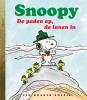 <b>Charles M.  Schulz</b>,Snoopy De paden op, de lanen in