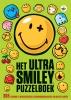 Smiley,Het ultra smiley puzzelboek