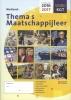 Janine  Middelkoop,Thema`s Maatschappijleer 1 voor VMBO kgt-niveau 2016-2017 werkboek
